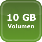 10 gb datenvolumen